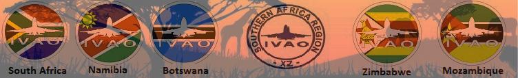 IVAO XZ – Southern Africa MCD Logo